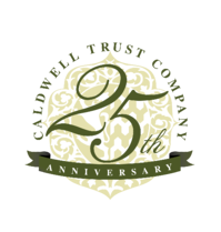 Caldwell Trust Company 25th Anniversary