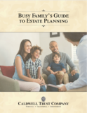 busy family's guide to estate planning