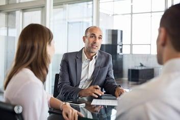 financial investment advisor