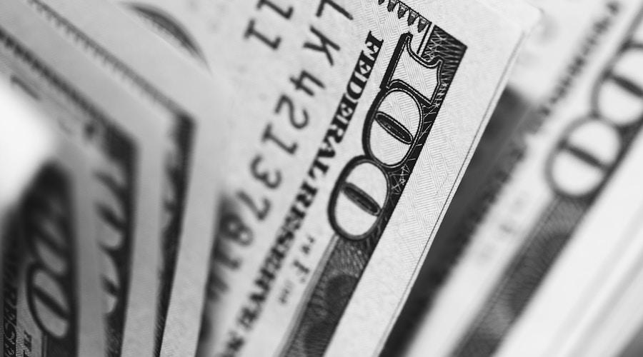hundred dollar bills money